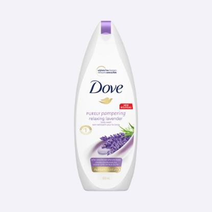 Picture of Dove Lavender Body Wash