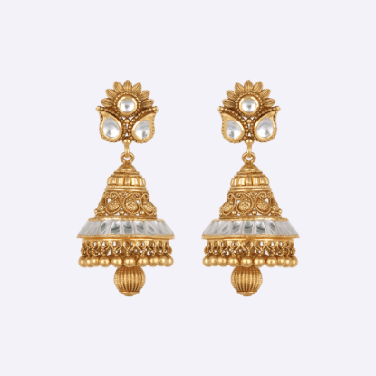 Picture of Gold Ear Ring